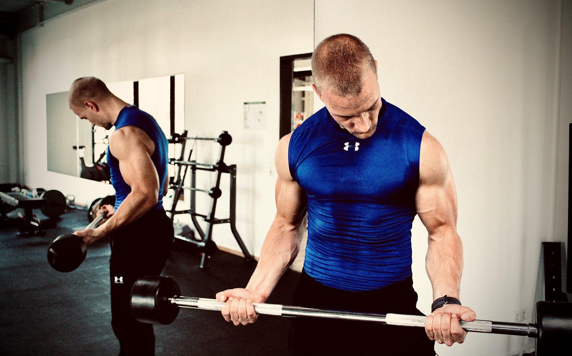 Martin Asenov Bodybuilder